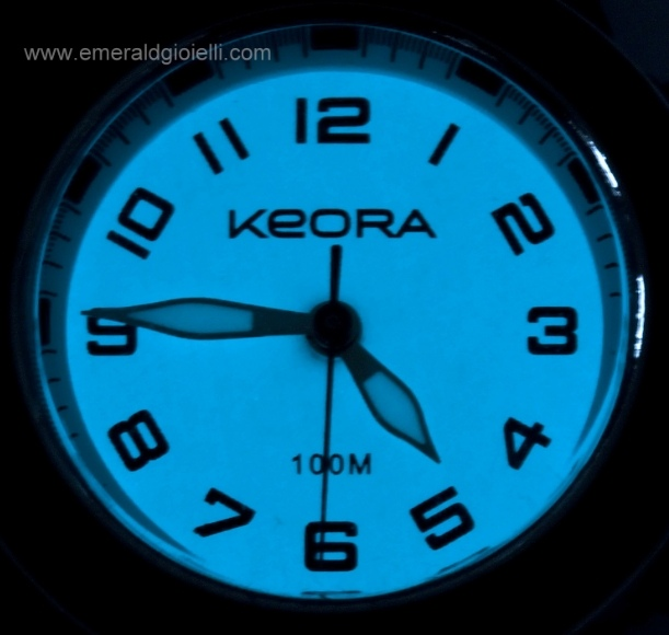 pk0950 GI Orologio Uomo Keora by Lowell