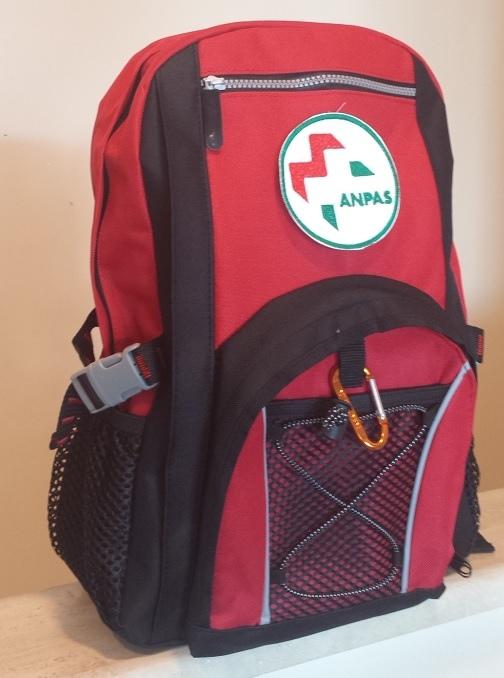Zaino ANPAS Daypack