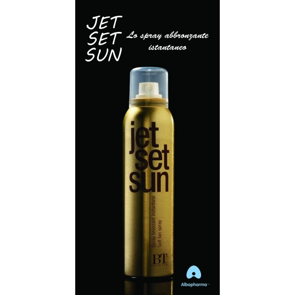 JET SET SUN Spray Abbronzante