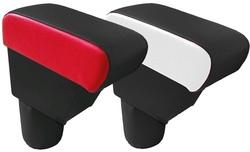 Mittelarmlehne für Fiat 500L (2012-05/2017) und 500L Trekking in der Länge verstellbaren ZWEIFARBIG