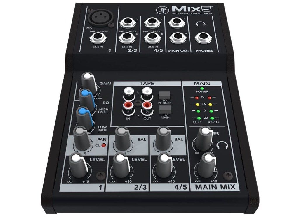 Mackie MIX5