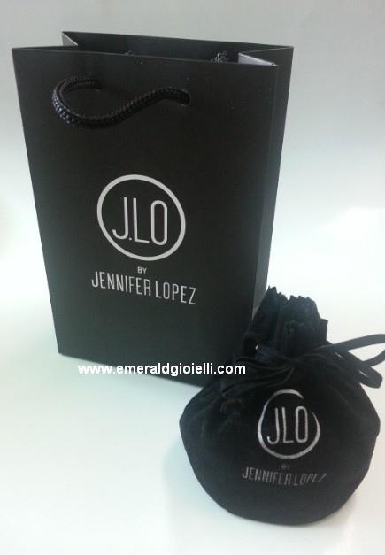 J11GO 252 08 Bracciale Color Oro Rosè JLO by Jennifer Lopez -