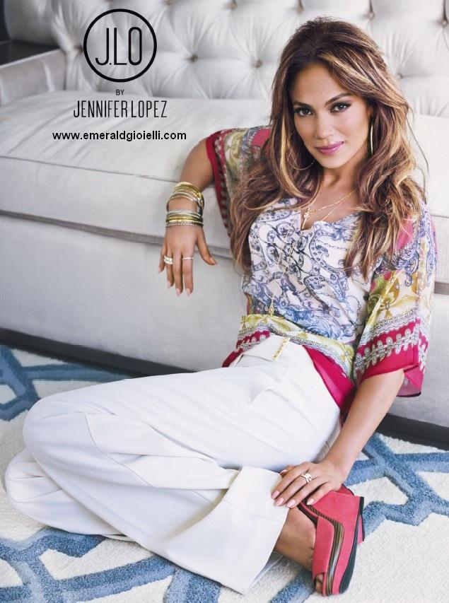 J11GO 246 08 Bracciale Color Oro Rosè JLO by Jennifer Lopez -