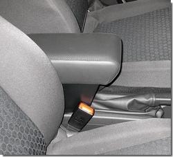 Bracciolo con portaoggetti per Opel Corsa E (dal 2015)