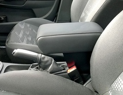 Adjustable armrest with storage for OPEL - VAUXHALL - HOLDEN CORSA E (from 2015)
