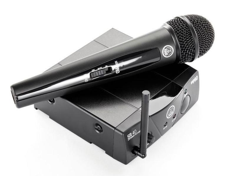 Akg WMS 40 MINI Vocal Set