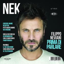 """CD NEK """"PRIMA DI PARLARE"""" con autografo"""