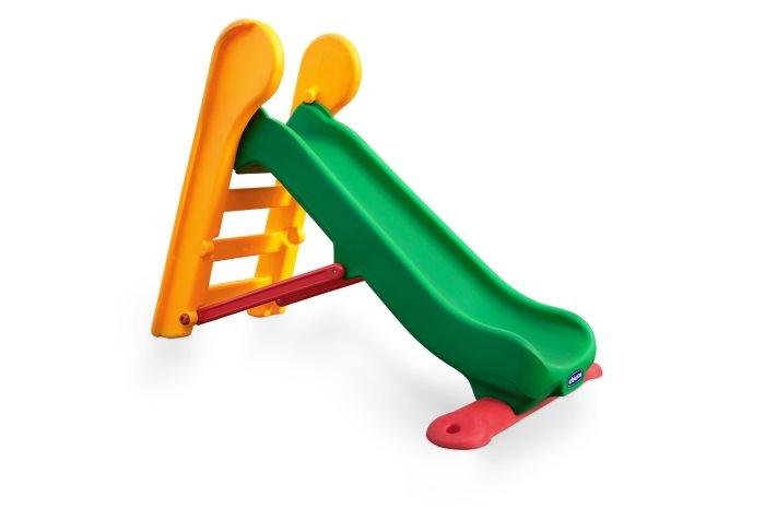 Scivolo in resina per bambini CHICCO 30201 doppia altezza regolabile