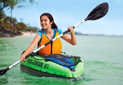 Canoa gonfiabile Intex Challenger K1 CANOA KAYAK gonfiabile INTEX 68305