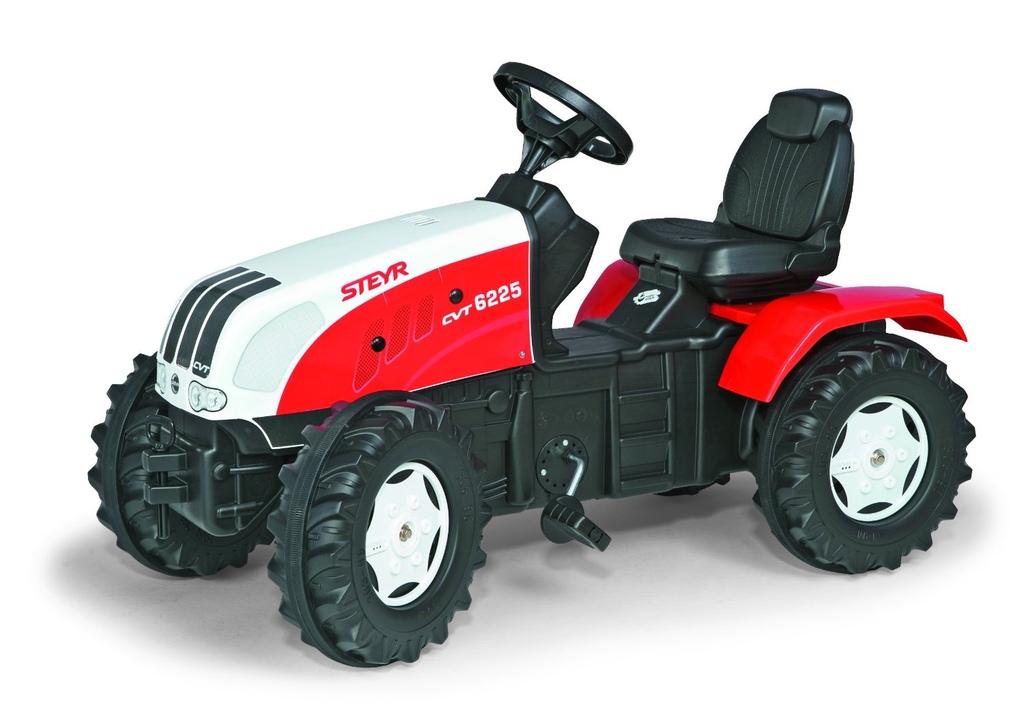Trattore a pedale per bambini Rolly Toys 035304 Trattore a pedali Steyr CVT 6225