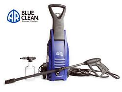 IDROPULITRICE 1400 W ACQUA FREDDA 120 BAR AR ANNOVI REVERBERI BLUE CLEAN 142 + KIT PULIZIA
