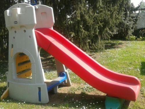 Scivolo Per Bambini Da Giardino Chicco By Mondo 30002 Scivolo