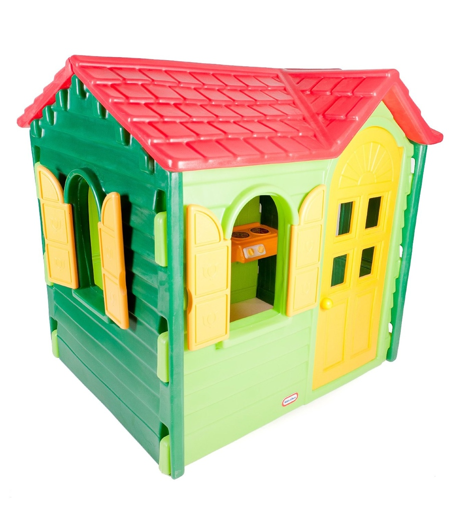 Casetta da giardino per bambini little tikes 440s00060 for Casetta da giardino per bambini usata
