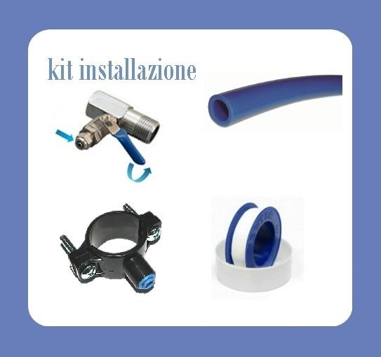 Osmo Frigo depuratore ad osmosi inversa con refrigeratore sottolavello.
