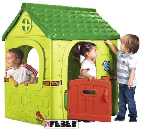 Casetta da giardino per bambini famosa fantasy house for Casetta giardino bimbi usata
