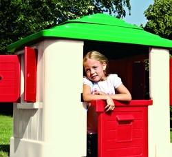 Casetta da giardino per bambini CHICCO Mondo Garden 30804 CASETTA COUNTRY 30804