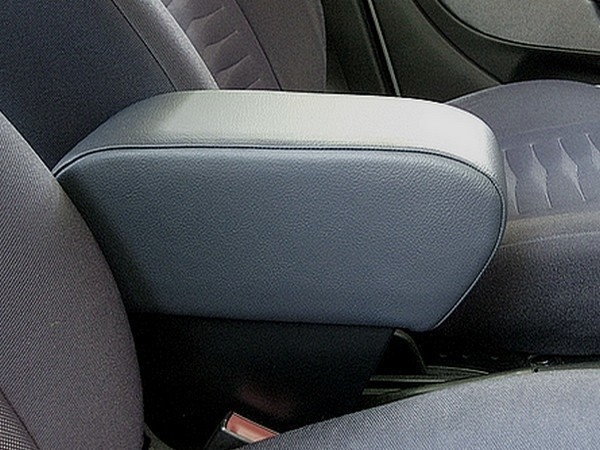 Adjustable armrest with storage for Alfa Romeo Mito