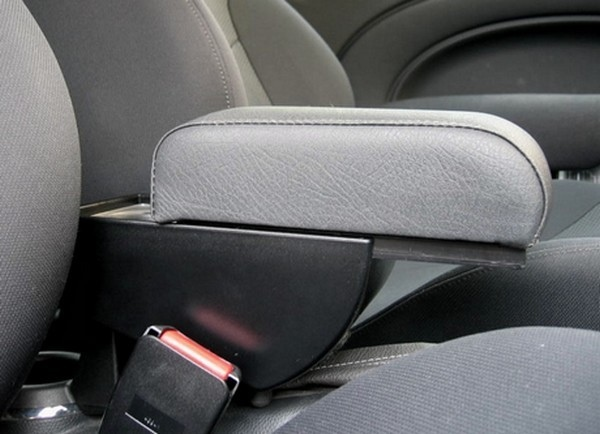Adjustable armrest with storage for Alfa Romeo 147 (1st Series)