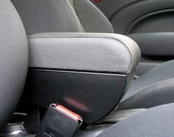 Bracciolo regolabile con portaoggetti per Alfa Romeo 145 / 146