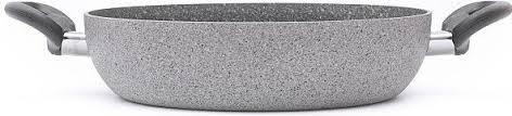 Tegame cm 28 con 2 manici Granitium CORTINA GRANITIUM ECO INDUCTION Ballarini antiaderente cuore di pietra