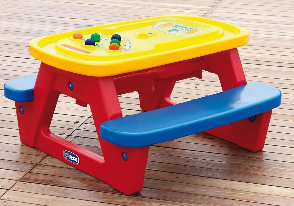 Tavoli Da Gioco Per Bambini : Tavolino da gioco disegno chicco by mondo tavolino da gioco