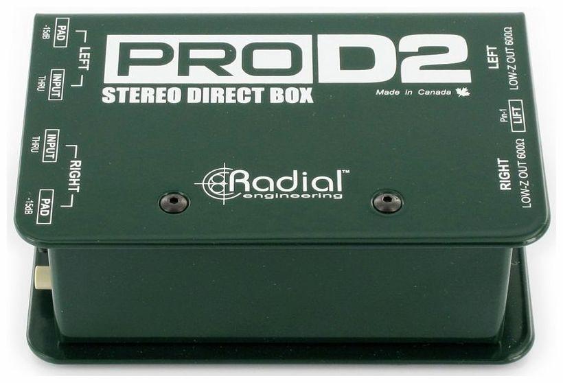 RADIAL Pro D2