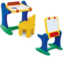 Banco della scuola con lavagna e sedia per bambini CHICCO 30401