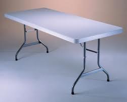 Tavolo fisso rettangolare 183 x 76 x 74 per catering sagre mercatini buffet riunione pezzo unico - Tavoli pieghevoli da interno ...