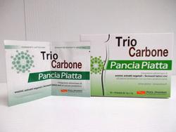TRIOCARBONE PANCIA PIATTA