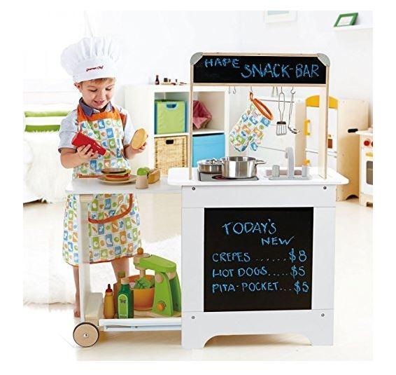 """Cucina """"Cuoci e Servi"""" per Bambini in Legno Hape - Offerta"""