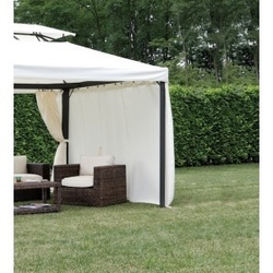 Set 4 tende laterali per Gazebo 3 x 4 in poliestere idrorepellente AC 034