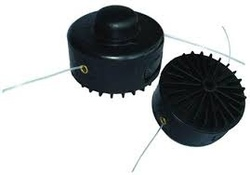 Testina Ricambio 96723 completa per Tagliabordi elettrico papillon TB 550 n 550 w cod 96719