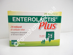 ENTEROLACTIS® Plus 10 Bustine