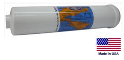 "Omnipure K5530-CC Filtro in Linea 10"" Gac+Ag."