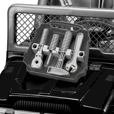 Macchina elettrica auto bambino Peg Perego Gaucho Super Power BATT OD0502