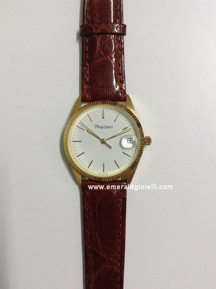 8051136141 Orologio Philip Watch Oro 18KT
