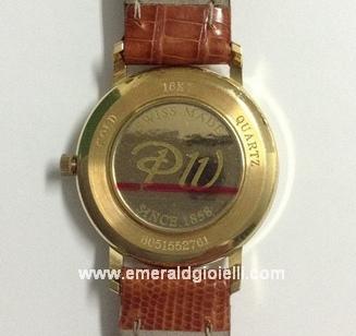 8051552281 Orologio Philip Watch Oro 18KT