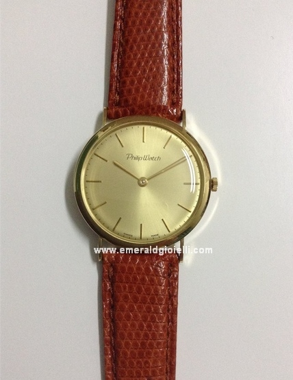 8051551111 Orologio Philip Watch Oro 18KT