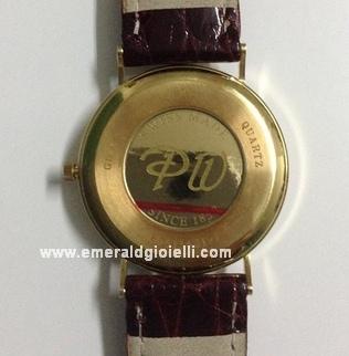 8051552191 Orologio Philip Watch Oro 18KT