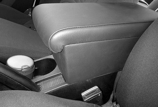 Accoudoir réglable en longueur avec porte-objet pour Fiat Bravo (2007>)