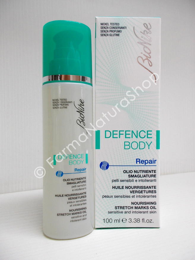 BIONIKE DEFENCE BODY Olio Nutriente Smagliature ►PROMO LIMITED EDITION◄