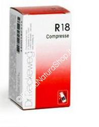 DR. RECKEWEG R18 Compresse