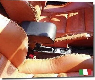 Bracciolo regolabile con portaoggetti per Audi TT (1998-2006)