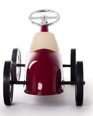 """Cavalcabile in Metallo """"Rosso"""" per Bambini della Linea I Riders di Baghera 835"""