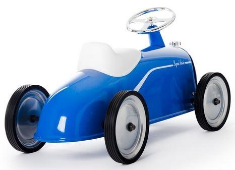 """Cavalcabile in Metallo """"Legend Blu """" per Bambini della Linea I Riders di Baghera 837"""