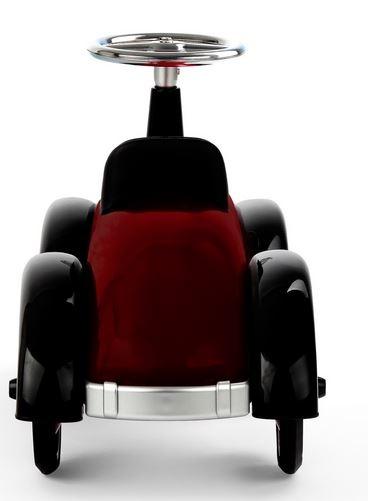 """Cavalcabile in Metallo """"Dark Red"""" per Bambini della Linea Speedsters di Baghera 875"""