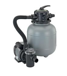 Pompa a sabbia 4,00 m3/h professionale New plast Technypools monoblocco TF/S 400