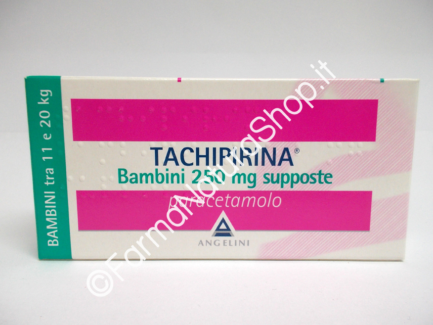 TACHIPIRINA® Supposte