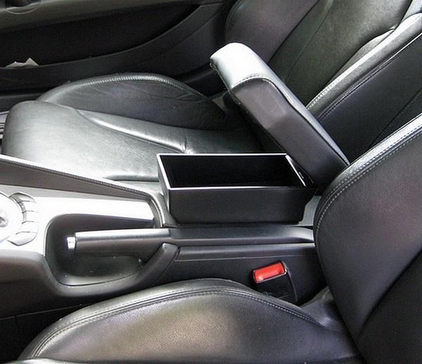 Accoudoir réglable en longueur avec porte-objet pour Audi TT (2007-2014)