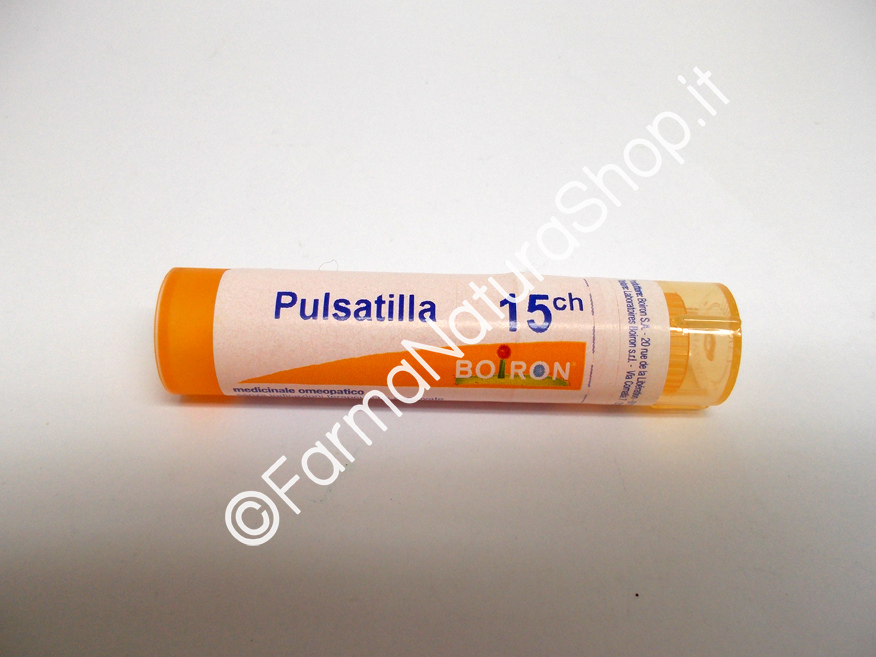PULSATILLA Granuli Omeopatici